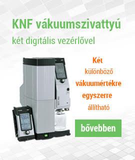 KNF SBC kétfelhasználós vákuumszivattyú